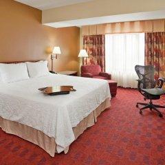 Отель Hampton Inn Gateway Arch Downtown 3* Стандартный номер с различными типами кроватей фото 10