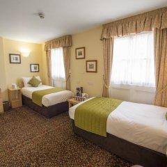 Отель The Darlington Hyde Park 3* Стандартный номер с 2 отдельными кроватями фото 3