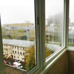 Апартаменты Манс-Недвижимость Апартаменты с различными типами кроватей фото 39