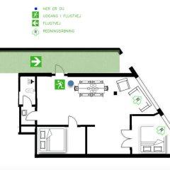 Отель CPH Boutique Hotel Apartments Дания, Копенгаген - отзывы, цены и фото номеров - забронировать отель CPH Boutique Hotel Apartments онлайн с домашними животными