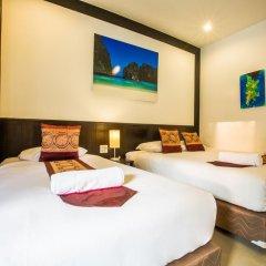 Phuket Airport Hotel 3* Стандартный номер разные типы кроватей фото 7