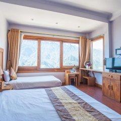 Sapa View Hotel 3* Улучшенный номер с различными типами кроватей фото 2