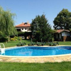 Отель Rumini Dvori Болгария, Варна - отзывы, цены и фото номеров - забронировать отель Rumini Dvori онлайн бассейн