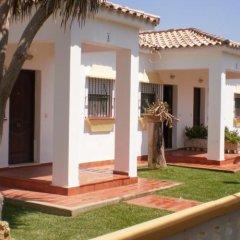 Отель Apartamentos Turísticos Cabo Roche балкон