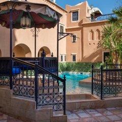 Отель Kasbah Dar Daif Марокко, Уарзазат - отзывы, цены и фото номеров - забронировать отель Kasbah Dar Daif онлайн бассейн