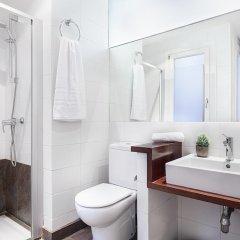 Апартаменты Habitat Apartments Barceloneta Барселона ванная