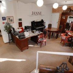 Janne Hotel интерьер отеля