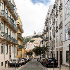Апартаменты Lisbon Serviced Apartments - Castelo S. Jorge