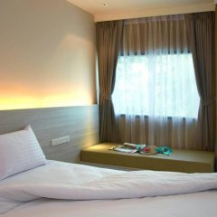 Отель The Present Sathorn Бангкок комната для гостей фото 2