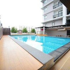 Praso @ Ratchada 12 Hotel бассейн фото 3