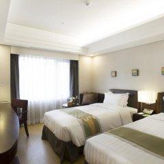 Best Western Premier Seoul Garden Hotel 4* Стандартный номер с 2 отдельными кроватями фото 5