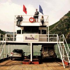 Отель Rozafa Ferry парковка