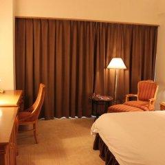 Отель Crowne Plaza Chengdu City Center 4* Улучшенный номер с различными типами кроватей фото 4