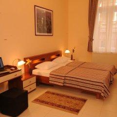 Отель Budapest Museum Central 3* Студия с различными типами кроватей фото 5