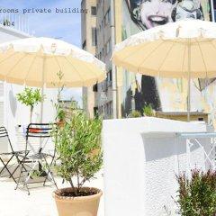 Апартаменты Live in Athens, short stay apartments Студия с различными типами кроватей фото 2