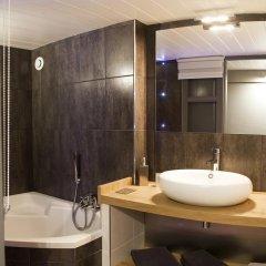 Отель La Clef de St Georges Франция, Лион - отзывы, цены и фото номеров - забронировать отель La Clef de St Georges онлайн ванная