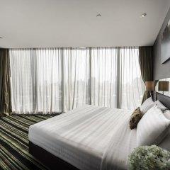 Отель The Continent Bangkok by Compass Hospitality 4* Стандартный номер с различными типами кроватей фото 3