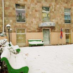 Best Hostel городской автобус
