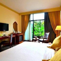 Отель The Tawana Bangkok 3* Номер Делюкс с разными типами кроватей фото 7
