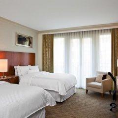 Отель The Westin Georgetown, Washington D.C. Стандартный номер с 2 отдельными кроватями фото 4
