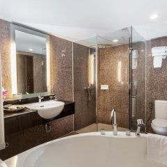 Отель Novotel Phuket Resort 4* Стандартный семейный номер с двуспальной кроватью фото 9