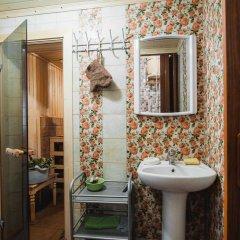 Гостиница Guest House Romashkino в Лунево отзывы, цены и фото номеров - забронировать гостиницу Guest House Romashkino онлайн ванная фото 2
