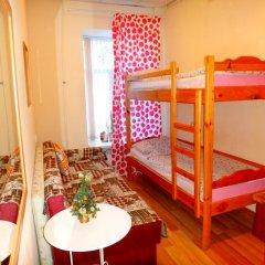 Хостел Арина Родионовна Кровать в общем номере с двухъярусной кроватью фото 4