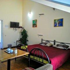 Esentai Hostel Алматы комната для гостей