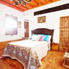 Отель Hospederia Antigua Стандартный номер с различными типами кроватей