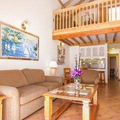 Отель Sands Beach Resort 4* Улучшенный семейный номер с двуспальной кроватью фото 6