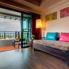 Отель Krabi Cha-da Resort 4* Стандартный номер с различными типами кроватей фото 3