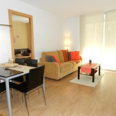 Hotel Travessera 2* Апартаменты с различными типами кроватей фото 15