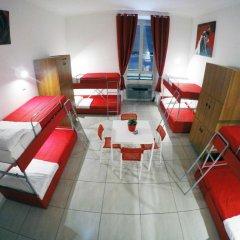 Palladini Hostel Rome Кровать в общем номере с двухъярусной кроватью фото 4