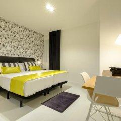 Cosmov Bilbao Hotel** 2* Стандартный номер с двуспальной кроватью фото 6