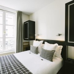 Hotel Pulitzer Paris 4* Стандартный номер с двуспальной кроватью фото 8