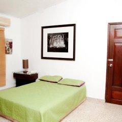 La Hamaca Hostel Стандартный номер с двуспальной кроватью (общая ванная комната) фото 3