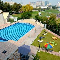 Dubai Youth Hostel бассейн фото 3
