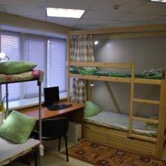 Хостел на Гуртьева Кровать в общем номере с двухъярусной кроватью фото 9