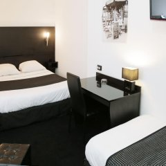 Hotel de l'Exposition Republique комната для гостей фото 3