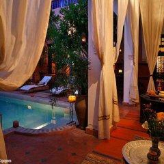 Отель Riad Les Cigognes Марокко, Марракеш - отзывы, цены и фото номеров - забронировать отель Riad Les Cigognes онлайн спа