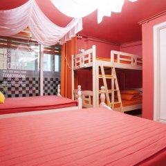 Отель Han River Guesthouse 2* Семейная студия с двуспальной кроватью фото 17