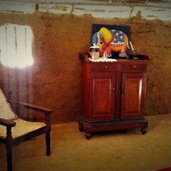 Отель Yakaduru Safari Village Yala 2* Шале с различными типами кроватей фото 6