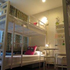 I-Sleep Silom Hostel Кровать в женском общем номере с двухъярусной кроватью фото 2