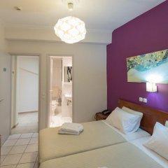 Epidavros Hotel 2* Люкс с разными типами кроватей фото 2