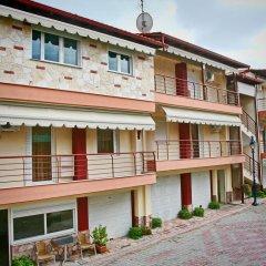 Отель Katerina Apartments Греция, Пефкохори - отзывы, цены и фото номеров - забронировать отель Katerina Apartments онлайн балкон