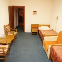 Zolotoy Telenok Mini-Hotel комната для гостей