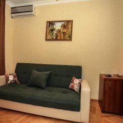 Мини-Отель Heyvany Стандартный семейный номер с двуспальной кроватью фото 7