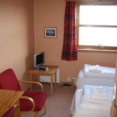 Отель Holmavatn Ungdoms og Misjonssenter Стандартный номер с различными типами кроватей