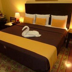 Hotel Del Peregrino 3* Номер Делюкс с двуспальной кроватью