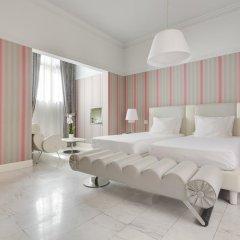 Grand Hotel Palace 5* Номер Делюкс с различными типами кроватей фото 3
